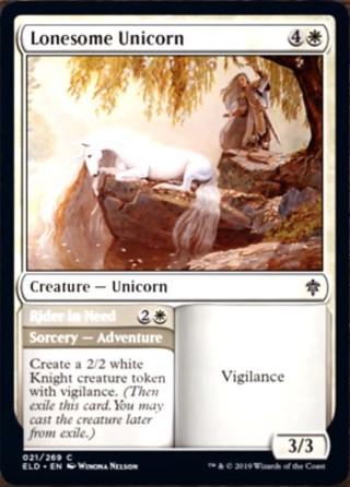 Lonesome Unicorn