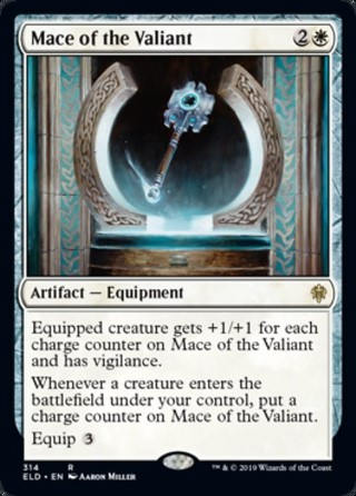 Mace of the Valiant