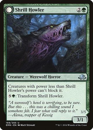 Shrill Howler