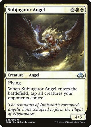 Subjugator Angel