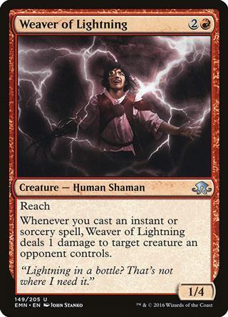 Weaver of Lightning