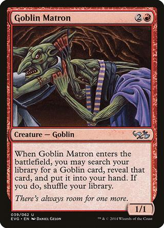 Goblin Matron