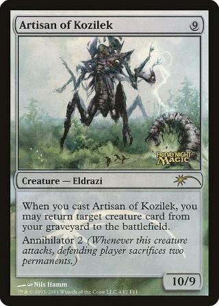 Artisan of Kozilek