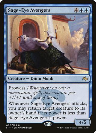 Sage-Eye Avengers