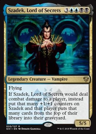 Szadek, Lord of Secrets
