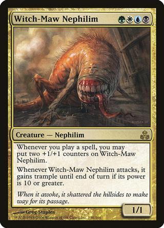 Witch-Maw Nephilim