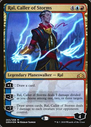 Ral, Caller of Storms
