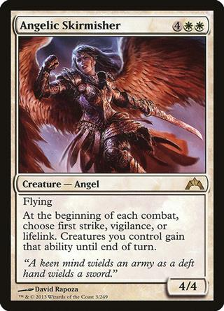 Angelic Skirmisher