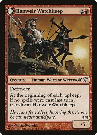 Hanweir Watchkeep