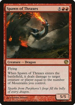 Spawn of Thraxes