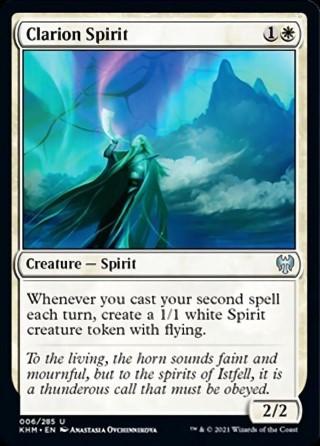 Clarion Spirit
