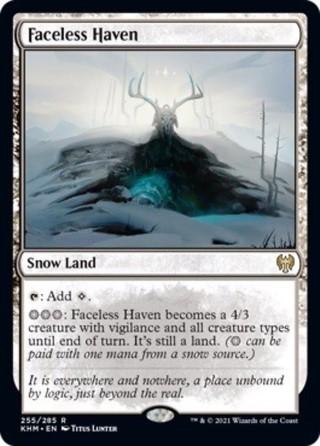 Faceless Haven