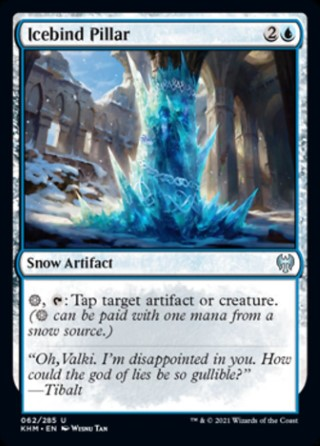Icebind Pillar