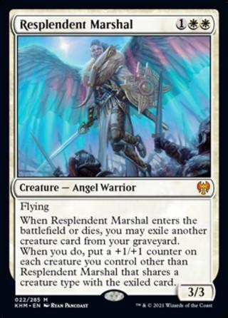 Resplendent Marshal