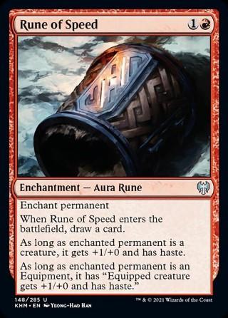 Rune of Speed
