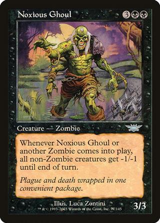 Noxious Ghoul
