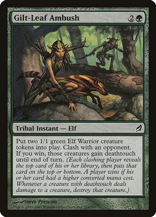 Gilt-Leaf Ambush