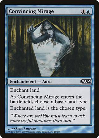 Convincing Mirage