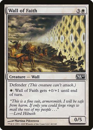 Wall of Faith
