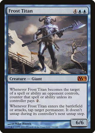 Frost Titan