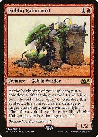 Goblin Kaboomist