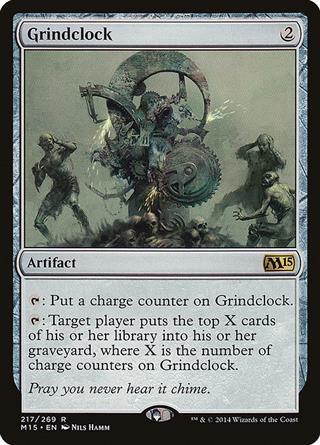 Grindclock