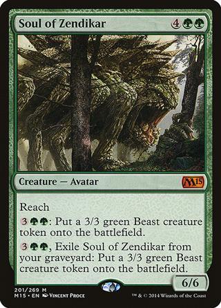 Soul of Zendikar