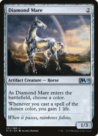 Diamond Mare