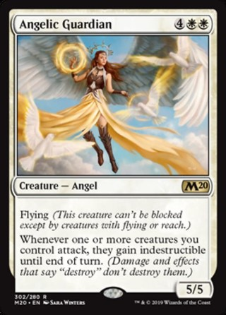 Angelic Guardian