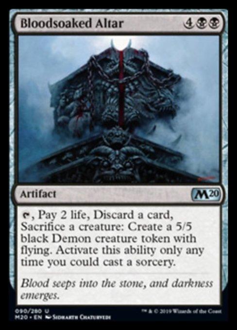 Bloodsoaked Altar
