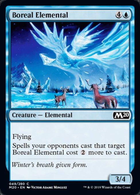 Boreal Elemental