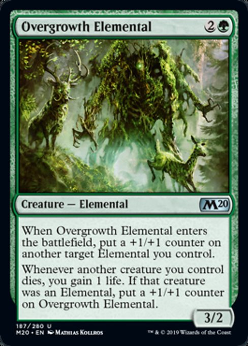 Overgrowth Elemental