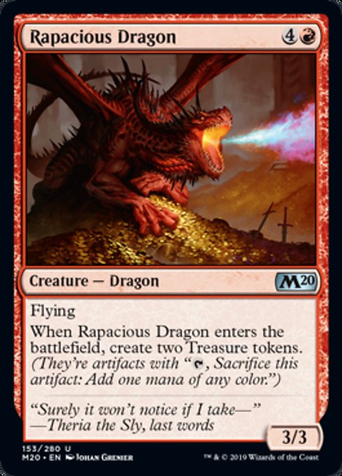 Rapacious Dragon