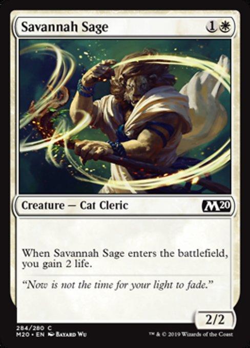 Savannah Sage