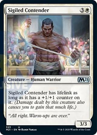 Sigiled Contender