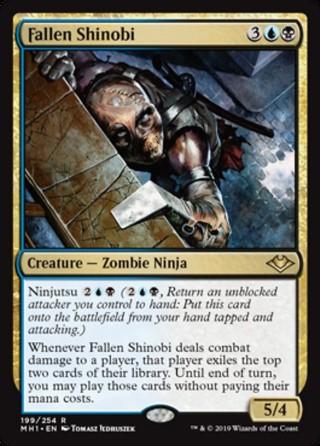 Fallen Shinobi