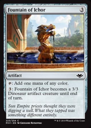 Fountain of Ichor