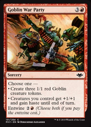 Goblin War Party