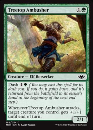 Treetop Ambusher