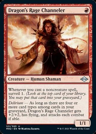 Dragon's Rage Channeler