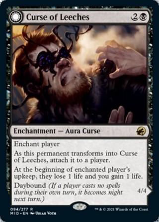 Curse of Leeches