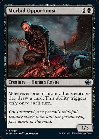 Morbid Opportunist