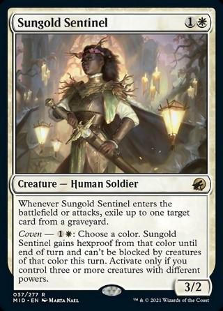 Sungold Sentinel