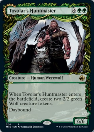 Tovolar's Huntmaster