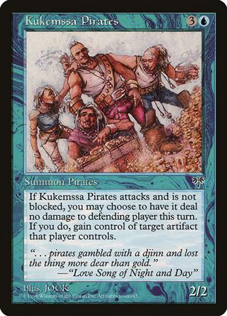 Kukemssa Pirates