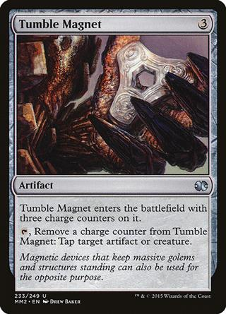 Tumble Magnet