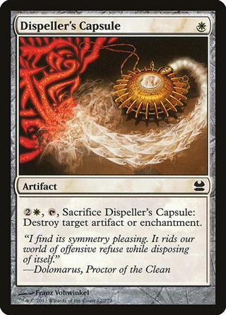 Dispeller's Capsule