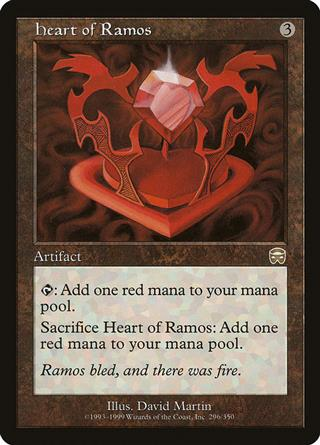 Heart of Ramos