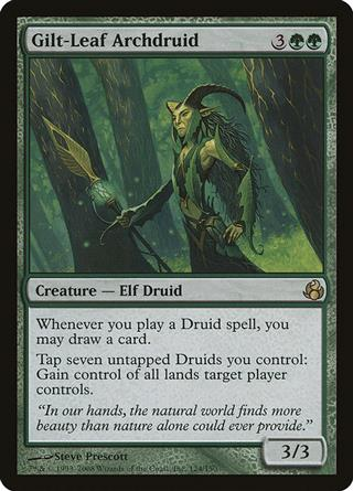 Gilt-Leaf Archdruid