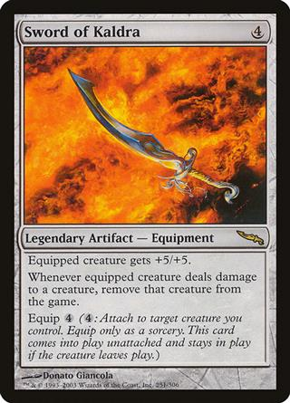 Sword of Kaldra